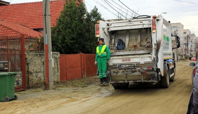 Foto: Plătim mai mult la gunoi!  Polaris dă vina  pe taxa de mediu