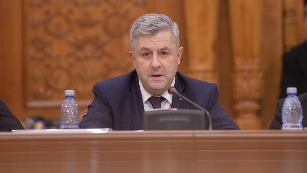 Foto: Ministrul Justiţiei, după dezbatere:
