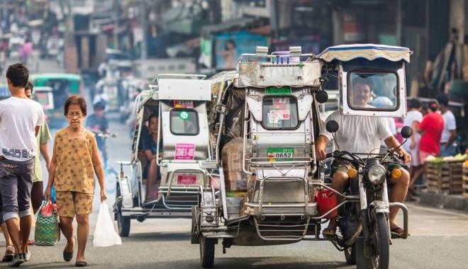 Foto: Guvernul filipinez  nu va mai accepta ajutoare financiare europene