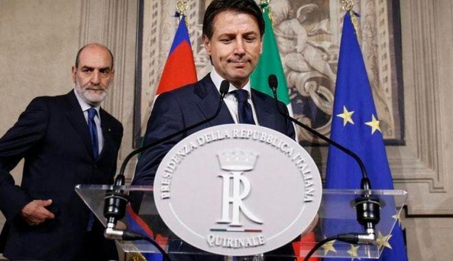 Foto: Guvernul italian, pus în dificultate  de o înregistrare a unei discuţii  despre finanţele publice