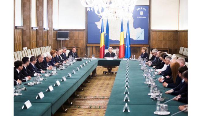 Foto: Guvernul Dăncilă refuză paza SPP