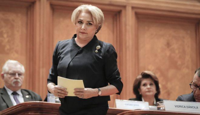 Foto: Guvernul Dăncilă își pune mintea cu legislația economică și fiscală