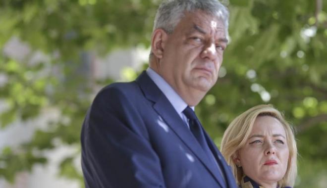 Foto: Prima reacţie a lui Mihai Tudose după ce şi-a dat demisia din funcţia de premier