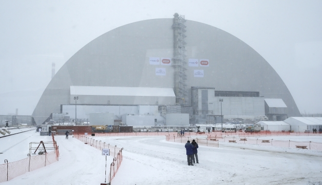 Foto: COD ROŞU DE VISCOL LA CONSTANŢA! Reactorul 1 al Centralei de la Cernavodă a fost oprit