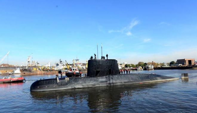 Foto: Submarinul dispărut în urmă cu un an, cu 44 de oameni la bord, a fost găsit