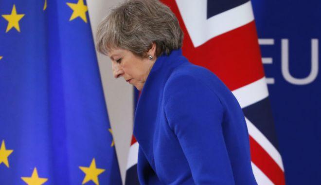 Foto: Deputaţii britanici supun la vot acordul pentru Brexit