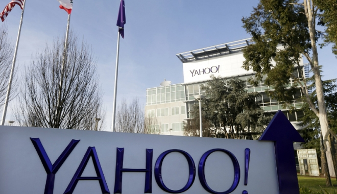 Foto: Datele a un miliard de utilizatori Yahoo au fost afectate de un atac cibernetic