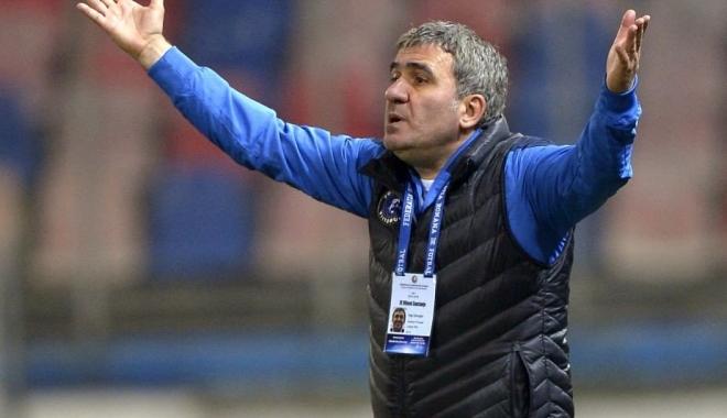 Foto: FOTBAL / FC Viitorul – Gaz Metan Mediaș 3-0. Debut cu dreptul pentru campioană în noul sezon