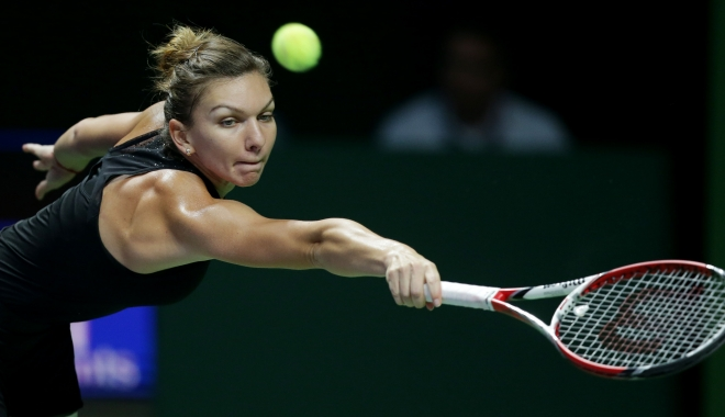 Foto: TENIS / Simona Halep, pe locul 5 în topul WTA