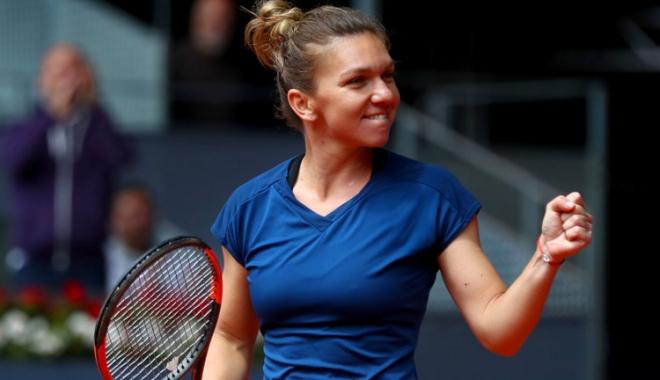 Foto: Tenis / Simona Halep, nominalizată de WTA pentru titlul de ''Jucătoarea Anului''