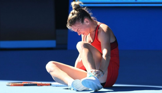 Foto: Simona Halep s-a calificat în turul secund la Australian Open
