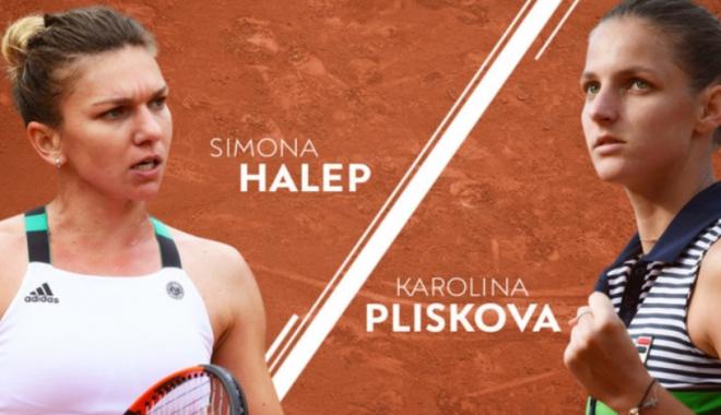 Foto: Tenis / Pliskova, adversara lui Halep în sferturile de finală ale Australian Open