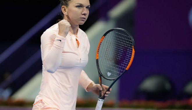 Foto: Tenis / Simona Halep şi-a aflat adversara din sferturile turneului de la Stuttgart