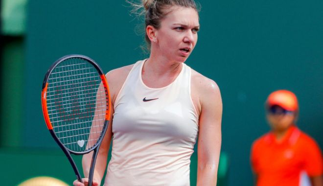 Foto: Simona Halep recunoaște: Coco Vandeweghe a jucat mai bine decât mine