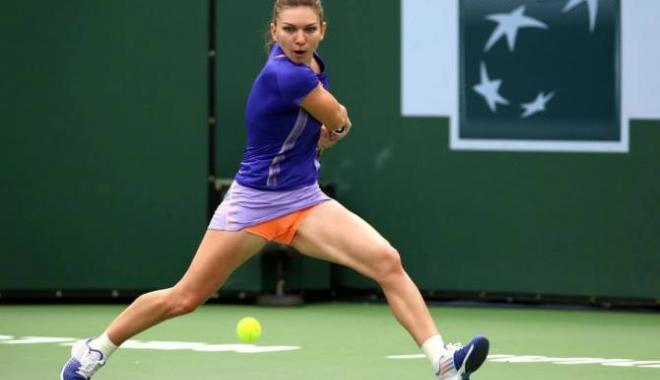 Foto: Tenis: Simona Halep va juca direct în turul al doilea la Miami. Iată cu cine