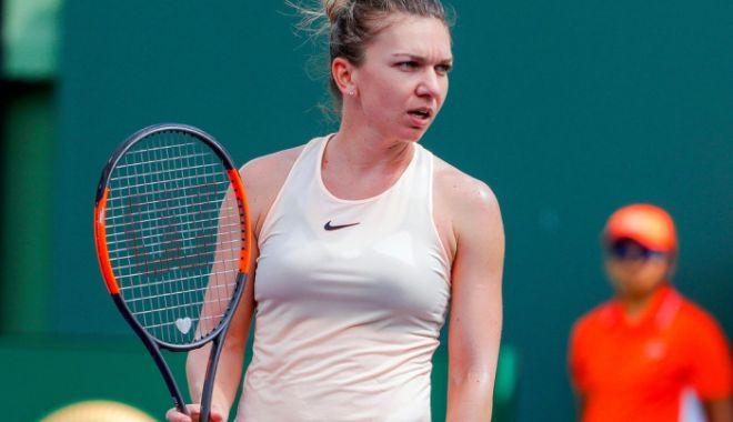 Foto: Simona Halep, victorie în mai puțin de o oră! S-a calificat în sferturi la Roland Garros