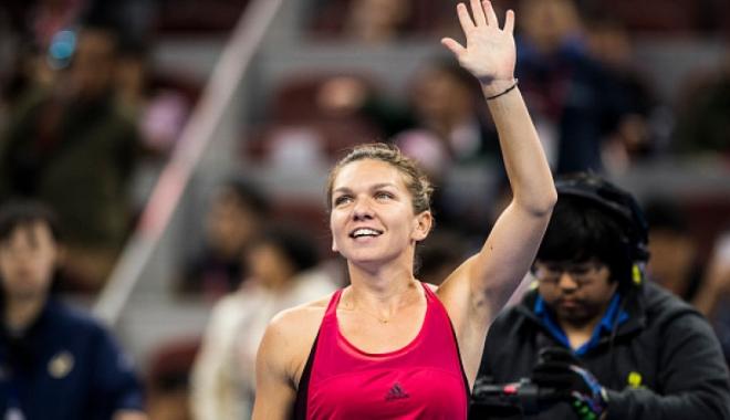 Foto: Tenis / Simona Halep, NOUL NUMĂR 1 MONDIAL WTA! Premieră absolută în tenisul feminin românesc
