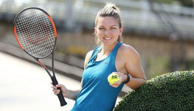 Foto: Simona Halep a intrat în istoria circuitului WTA