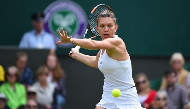 Foto: Când va debuta Simona Halep la Wimbledon