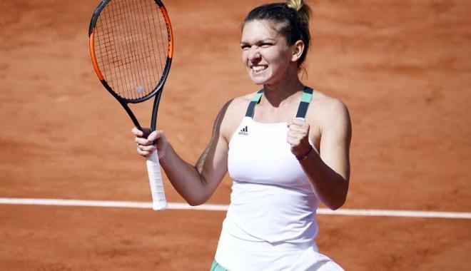 Foto: Simona Halep la turneul WTA de la Bucureşti?