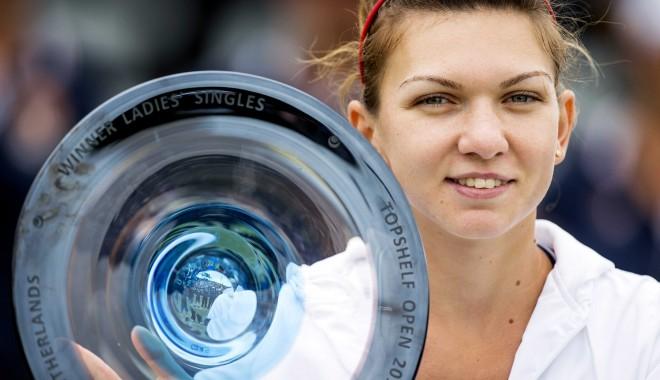 Foto: Simona Halep se menține pe locul 2 în clasamentul WTA