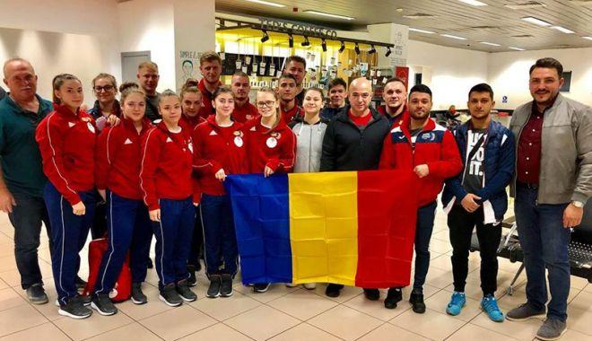 Foto: Halterofilă de la CS Farul,  prezentă la Campionatele Europene
