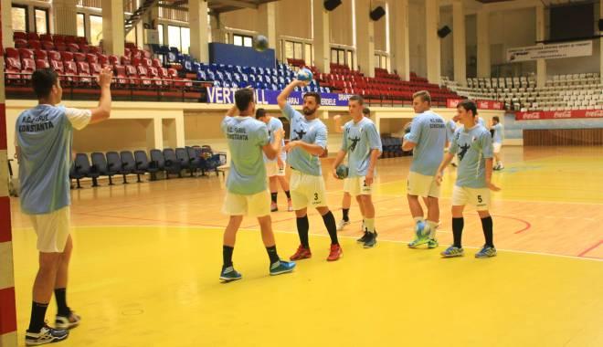 Foto: Handbal masculin: S-a stabilit ora meciului HC Farul – HC Dobrogea Sud