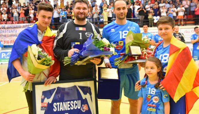 Foto: Final de carieră! Respect Ionuţ  Stănescu, respect Branko Angelovski