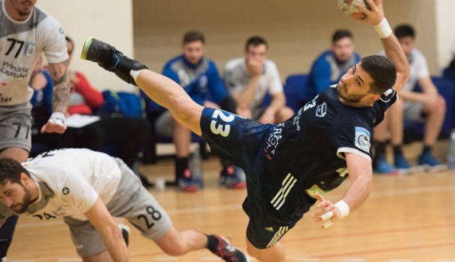 Foto: Trei meciuri în deplasare pentru HC Dobrogea Sud