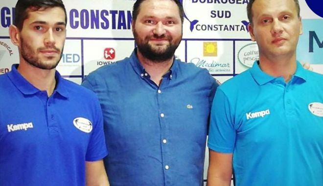 Djordje Cirkovic, noul antrenor al HCDS. Primul test: sâmbătă, în Cupa EHF - handbal-1570218488.jpg