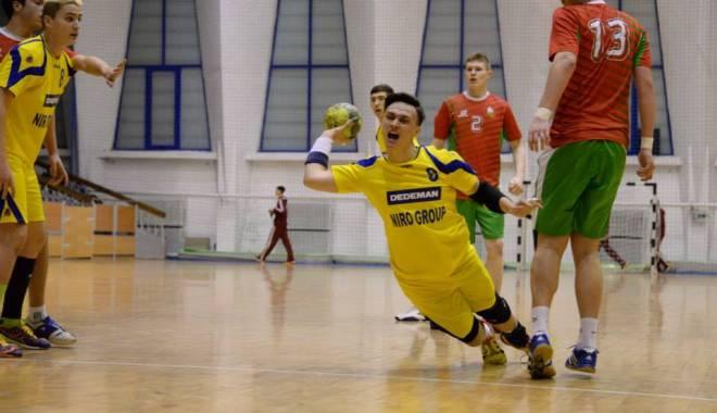 Handbal: Echipa națională de cadeți a intrat în cantonament - handbalcadetisursahandbalvoleiro-1424854353.jpg