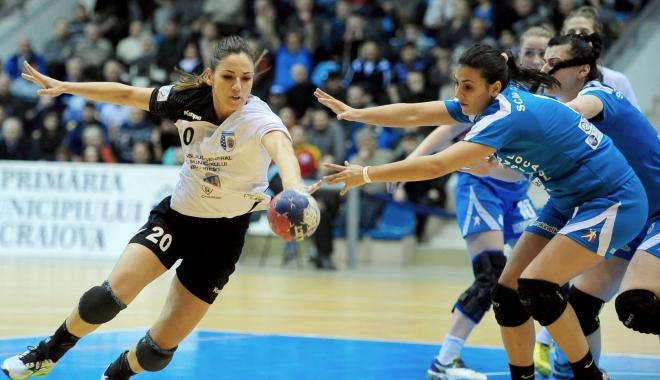 Foto: CSM Bucureşti şi-a aflat adversara din semifinalele Ligii Campionilor