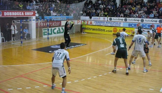 Foto: Handbal masculin / Univ. Cluj - HCM Constanţa, 17-31