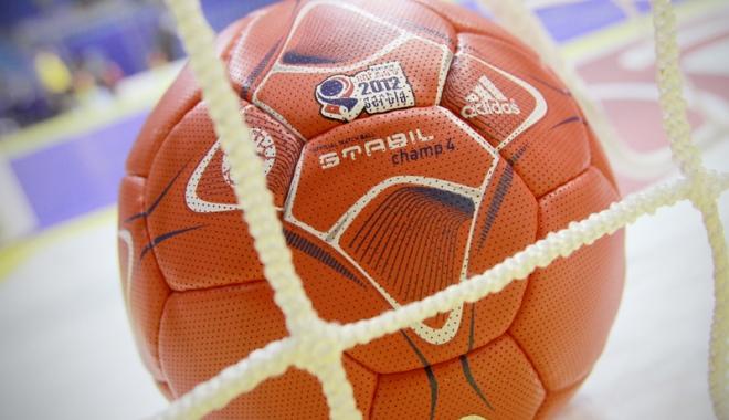 Foto: Handbalistele, pe locul 7 la Europenele U17