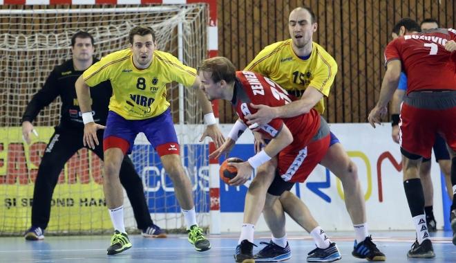 Foto: HANDBAL MASCULIN / Naționala României, locul trei la turneul Yellow Cup