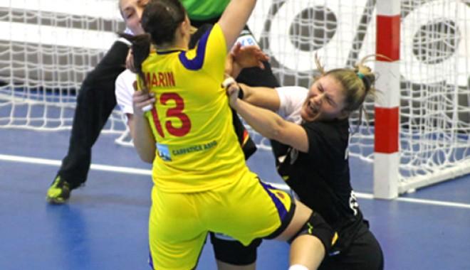 Foto: Prima înfrângere a României: 23-26 cu Germania