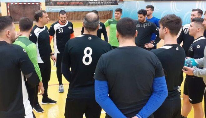 Handbal, Liga Naţională / HC Dobrogea Sud mizează pe tineret în partida cu CSM Reşiţa - handbalresita-1614345346.jpg