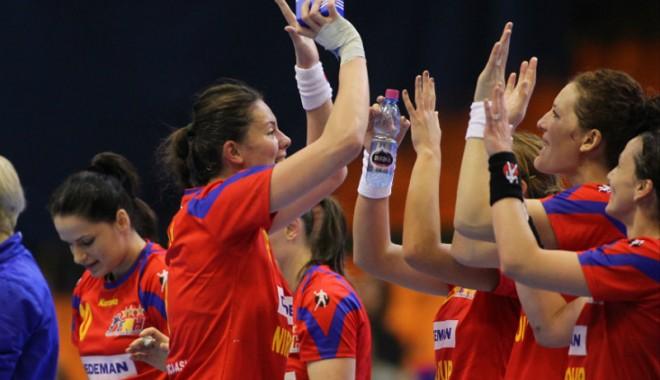 Foto: România, debut perfect la Mondialele de handbal feminin