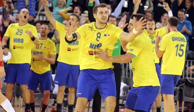 Foto: Handbal masculin / România a ratat calificarea la Campionatul European 2018