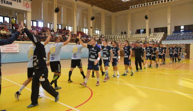 Foto: Handbalul românesc se vede în următorii doi ani la TVR
