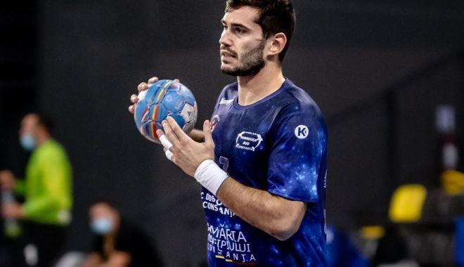 Handbal / Zoran Nikolic, de la HCDS, sancţionat de Comisia Centrală de Disciplină - handbalzoran-1620824418.jpg