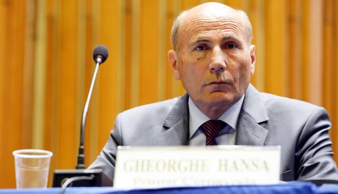 Foto: Lovitură dură pentru liberali. Primarul Gheorghe Hânsă, 3 ani şi 8 luni de puşcărie!
