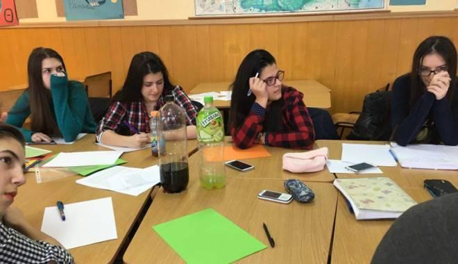 Foto: Şi elevii din nordul judeţului au un Centru de excelenţă