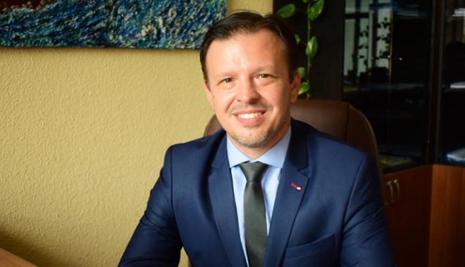 Foto: Primarul Viorel Ionescu vrea sancțiuni mai dure pentru cei care vandalizează spațiul public