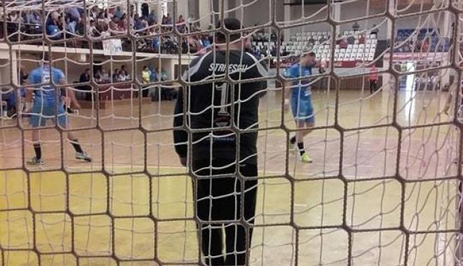 Foto: UPDATE / Victorie de senzaţie pentru HC Dobrogea Sud Constanţa!