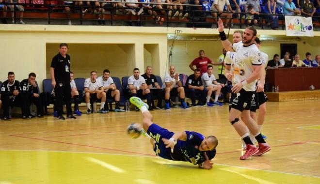 Foto: HC Dobrogea Sud joacă astăzi, în deplasare, cu CSM Focşani