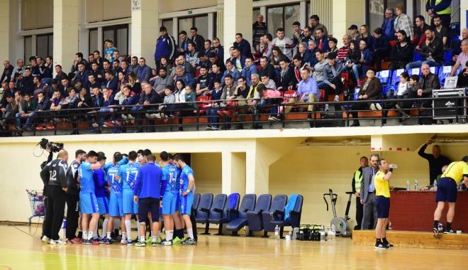 Foto: E oficial! Fanii vor putea susţine HCDS-ul în următorul meci din Sala Sporturilor