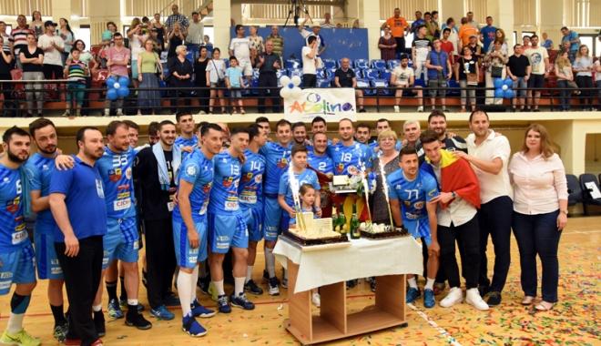 Foto: HC Dobrogea Sud va juca în Cupa EHF