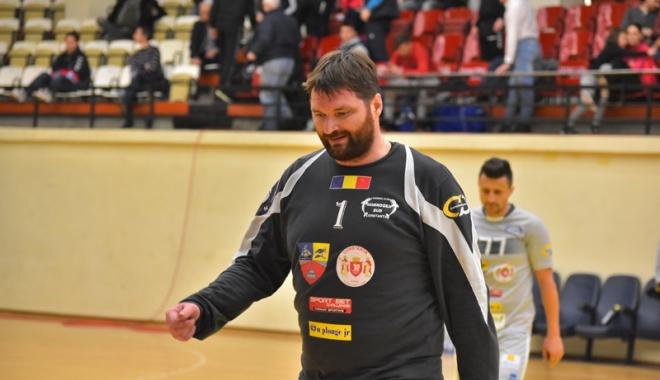 Foto: HC Dobrogea Sud, amendată după incidentele de la Turda