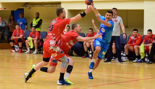 Foto: HC Dobrogea Sud debutează în noul sezon împotriva celor de la CSU Suceava